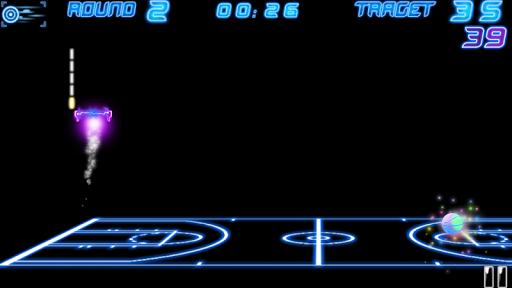 バスケットボール射撃