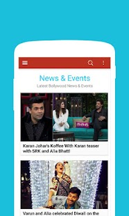 BollywoodMDB - Movies & News- screenshot thumbnail