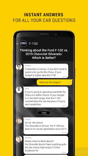 ZECAR u2013 Find & Discuss Cars - Owners Community v1.1.6 screenshots 2