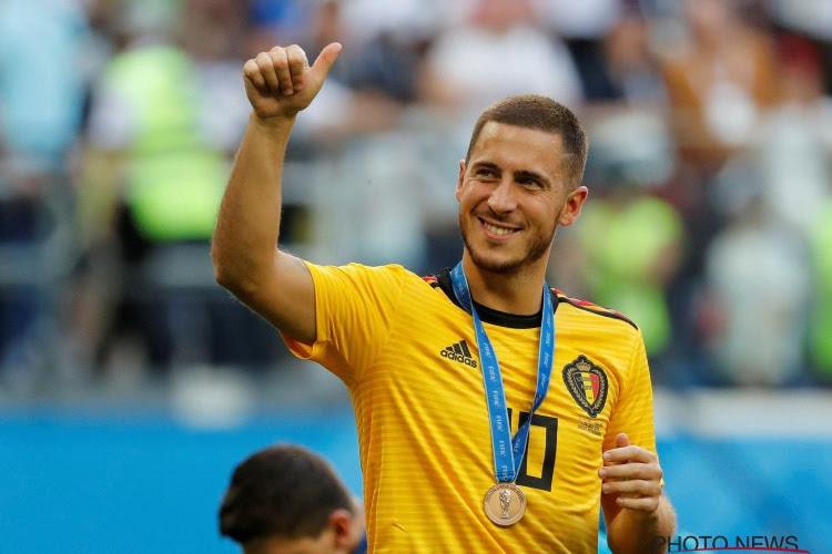 """Vader Hazard vreest voor droomtransfer na gemiste kans: """"Misschien geraakt Eden zelfs nooit meer in Madrid"""""""