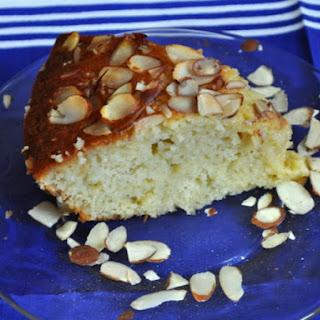 Orange Semolina Cake.