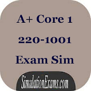 A+ Core 1 Exam Simulator