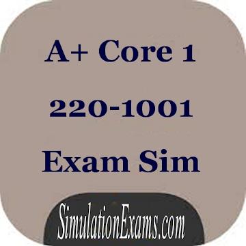 A+ Core 1 Exam Simulator