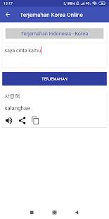 Download Kamus Bahasa Korea Indonesia Offline For PC Windows and Mac apk screenshot 4