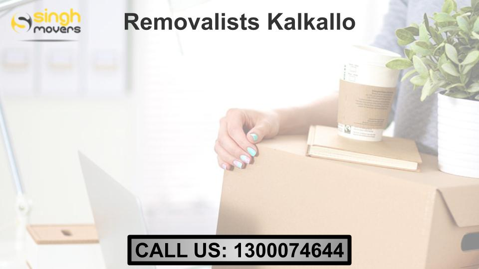 Removalists Kalkallo