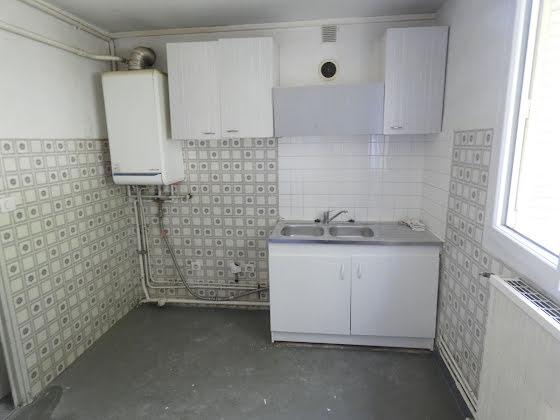 Vente appartement 4 pièces 65,94 m2