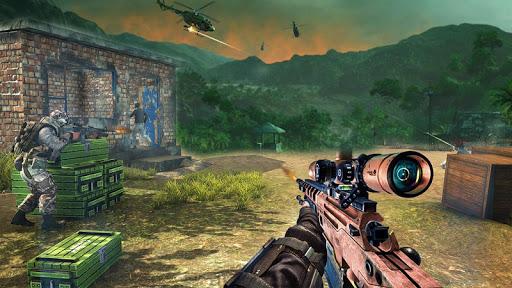 Army Commando Survival Attack  captures d'écran 2