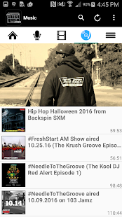 Fresh Radio - Hip-Hop and Soul- screenshot thumbnail