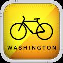 x - Univelo Washington - Bikeshare icon