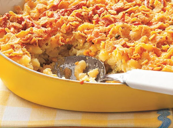 Green Chile Mac And Cheese Recipe
