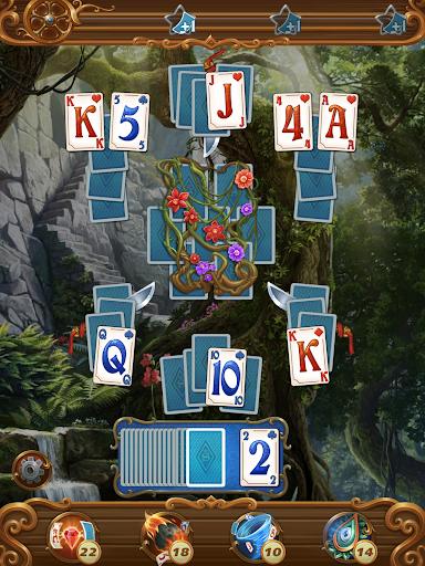 Solitaire Magic Story Offline Cards Adventure screenshots 8