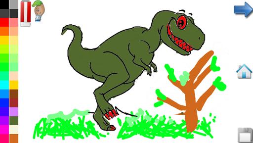 玩免費教育APP|下載恐龍的幼兒 app不用錢|硬是要APP