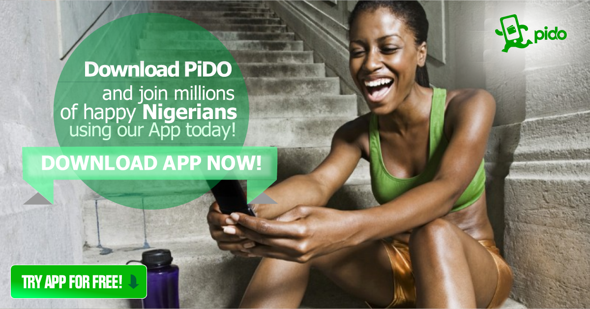 PIDO Mobile Money App- screenshot