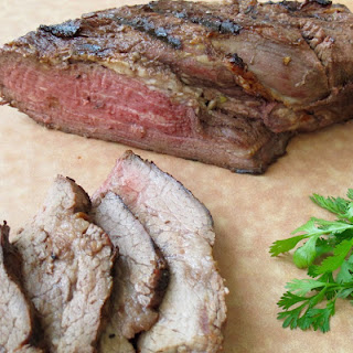 Asian Grilled Tri Tip.