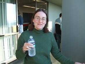 Photo: Moorea still drinking water...