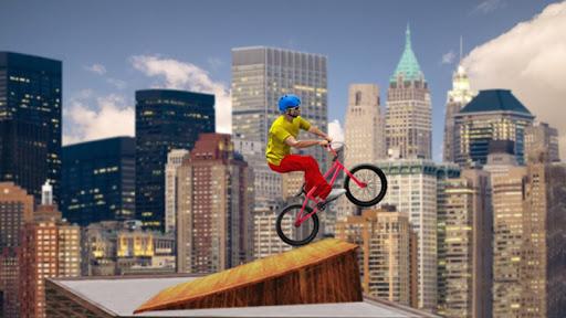 BMX Bike Stunt 2019 : Tricky Bicycle parkour Game 1.0.7 Mod screenshots 4