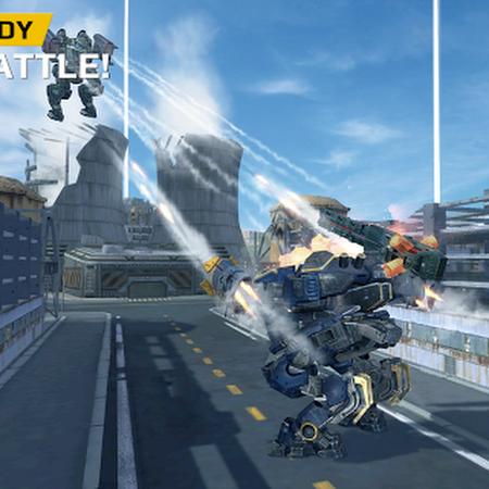 War Robots v2.9.1 [Mod]