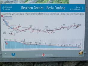 Photo: Route door Zuid-Tirol