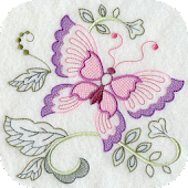 Embroidery Pattern Design