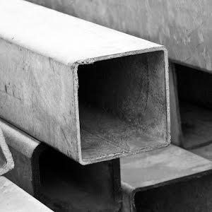 Galvade KKR - konstrutionsklassade fyrkantsrör