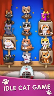 Cat Diary: Idle Cat Game – Mod (Unlimited Money) 5