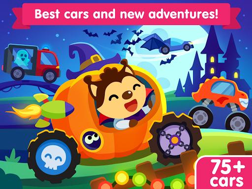 Car game for toddlers: kids cars racing games 2.6.0 screenshots 9