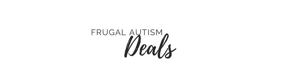 Frugal Autism Deals Logo