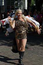 Photo: Roseiran kulkueen kuolemansynnikäs neito / One of Roseira's deadly sinful women