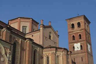 Photo: Il tiburio ottagonale e il campanile visti da sud-ovest