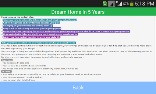 玩免費遊戲APP|下載Dream Home In 5 Years Demo app不用錢|硬是要APP