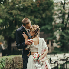 Wedding photographer Maryana Pritulyak (MARKA). Photo of 20.10.2017