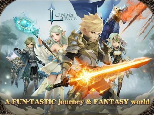 Lunau2019s Fate screenshots 6