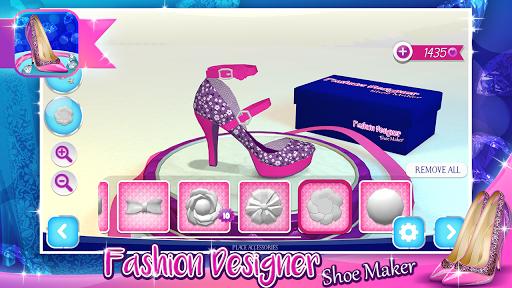 时装设计师 - 时尚女鞋