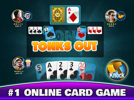 Tonk Online - Multiplayer Card Game For Free screenshot 8