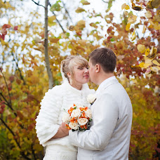 Wedding photographer Natalya Bogomyakova (nata28). Photo of 30.10.2013