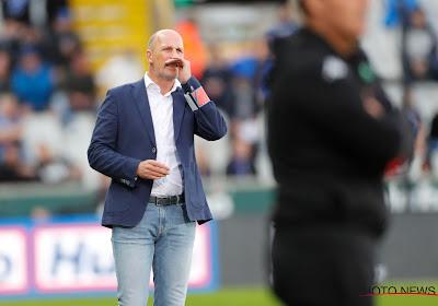 """Le Club de Bruges doit effacer le 6-1 de La Gantoise: """"Mes joueurs veulent réagir"""""""