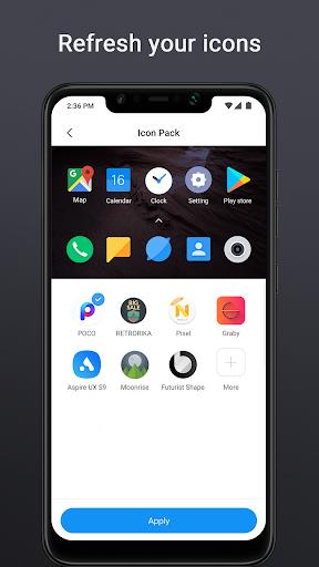 POCO Launcher 2.6.0.5 screenshots 5