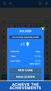 Sudoku Free – Classic Puzzle Brain Out Games 5