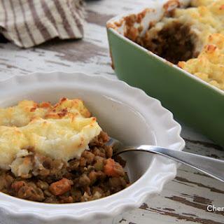 Vegetarian Shepherds Pie Recipes.