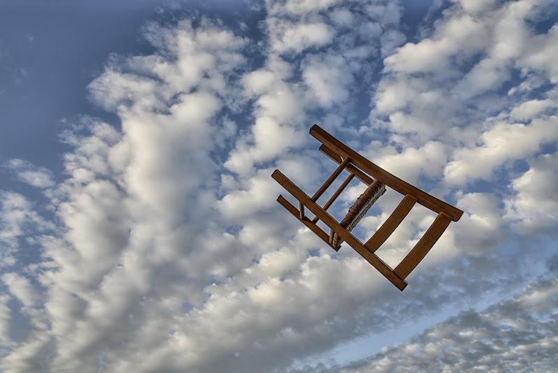 Sedia... Volante! di Domenico Cippitelli