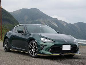 """86  GT""""British Green Limited""""のカスタム事例画像 SUGURU86さんの2019年09月22日15:49の投稿"""