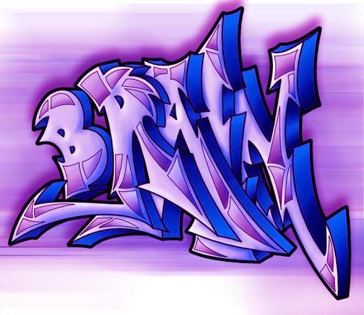 Graffitisを描画する方法