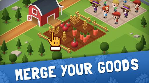 Idle Farm Tycoon - Merge Simulator 0.8 screenshots 3