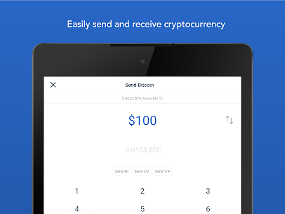 Coinbase – Buy and sell bitcoin. Crypto Wallet 9