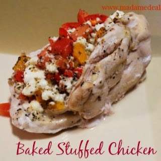 Baked Stuffed Chicken Recipes