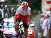 Piet Allegaert kaapt derde plaats weg achter winnaar Christophe Laporte