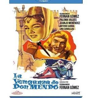 La venganza de Don Mendo (1961, Fernando Férnan-Gómez)