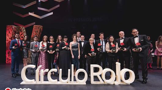 Más de 30 autores optan a los premios de Círculo Rojo en su puesta de largo