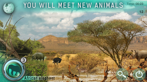 Hidden Animals: Photo Hunt - Seek and Find Games  screenshots 1