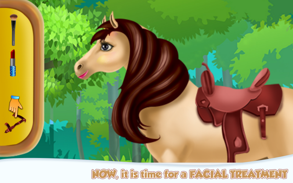 Horse Spa Caring- screenshot